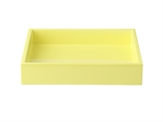 Lacquer Tray 19*19*3,5 cm Limelight
