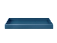 Lacquer Tray 38*19*3,5 cm Moonlight Blue
