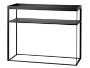 Consoletable w. shelf 97 *40*H 84 cm