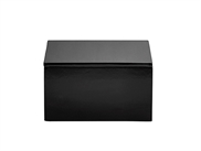 LUX Lacquerbox 19*19*10,5 Black