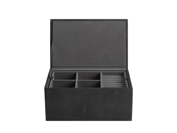 STING Jewellery Box 24*15*10,5 cm Black