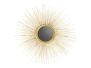 STARDUST Mirror/Decor ø60 cm Gold
