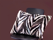 TUX Mink Cushion 45*33 cm Multi